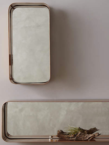 anthropologie industrial mirror shelves 98 and 148 gbp