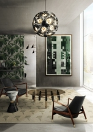 hudson armchair-konstantin center table-vinicius side table